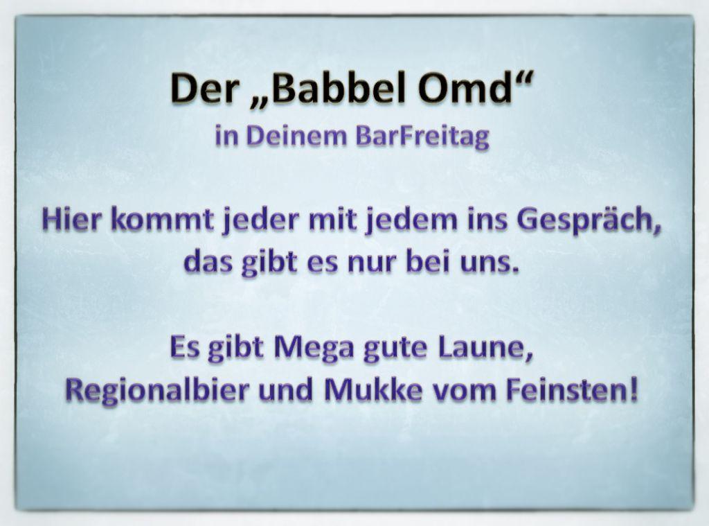 Babbel Omd_12.06.2015